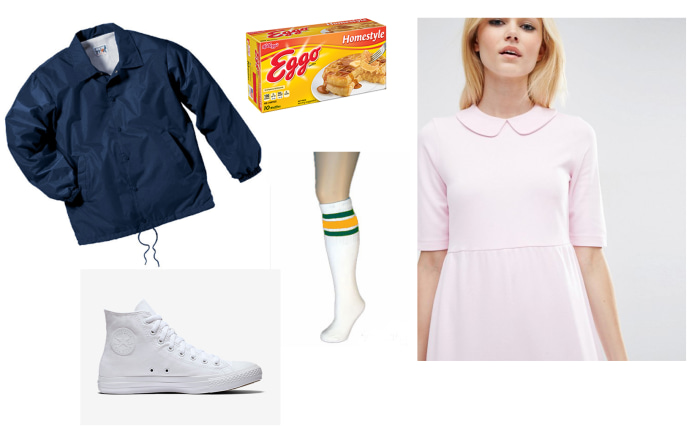 Stranger Things Halloween Costume Ideas From Barb To