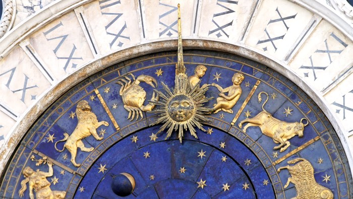 The zodiac has changed: What's your (new) astrological ...