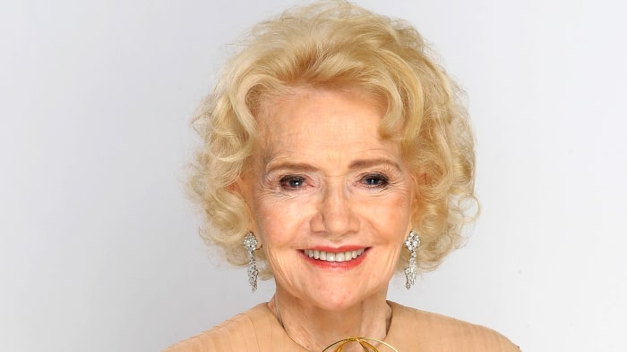 IMG AGNES NIXON, American Writer and Producer.