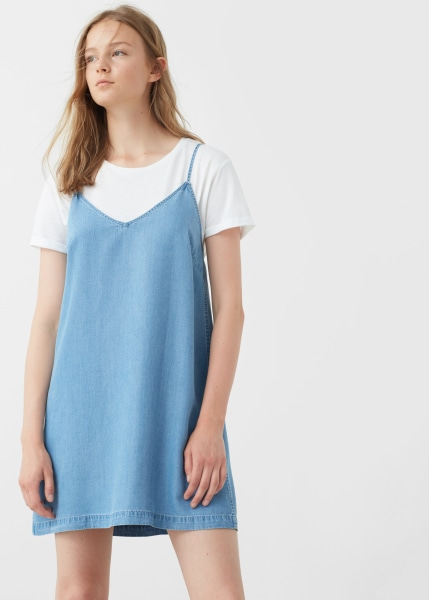 Slip dresses: Affordable styles to wear through the ...