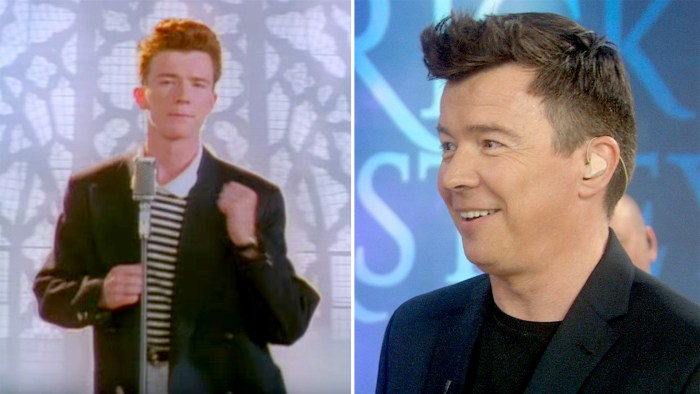The ultimate rickroll? Rick Astley's friend got him ...