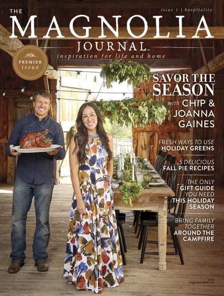 The Magnolia Journal Fixer Upper Magazine - TODAY.com