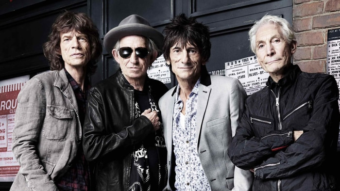 Image result for the rolling stones 2016