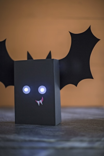 box bat - Halloween Bat Decorations