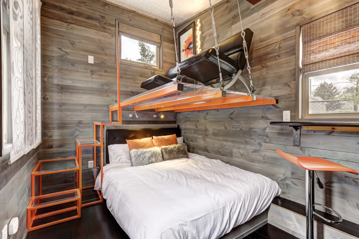 This Portland Hotel Of Tiny Houses Is Now Open For