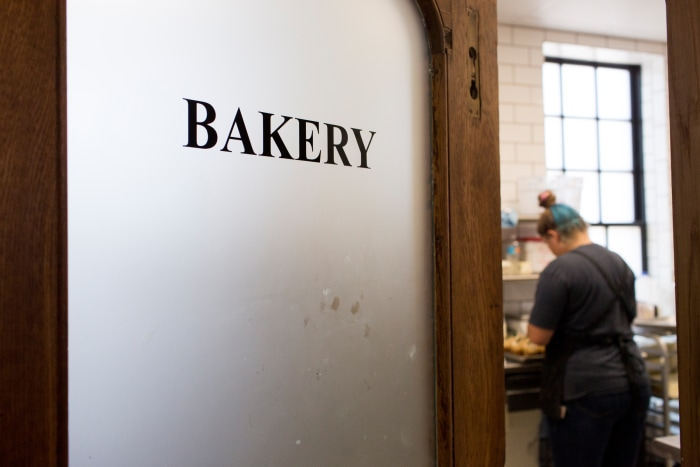 See inside chip and joanna gaines 39 bakery at magnolia for Inside chip and joanna gaines house