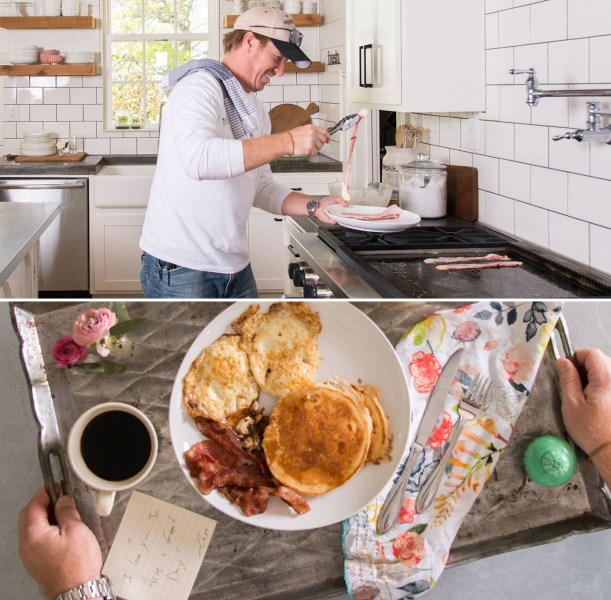 Chip and joanna gaines 39 morning routine includes our dream for Chip and joanna gaines bed and breakfast