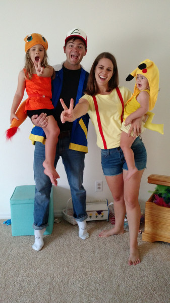 Family Halloween costumes: 8 Pinterest ideas to inspire you ...