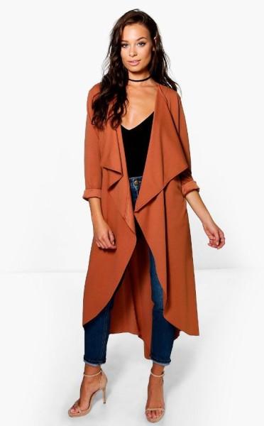 Duster Sweater Coat