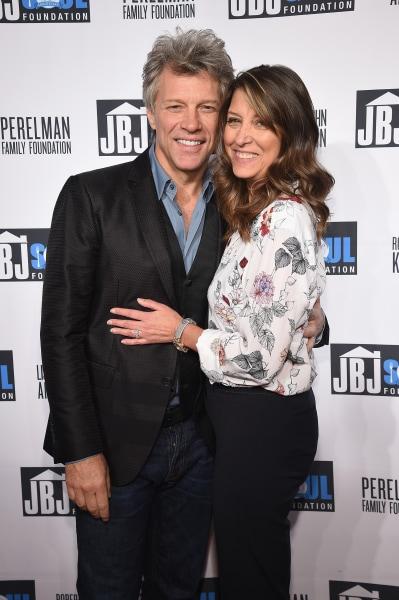 Jon Bon Jovi Frau