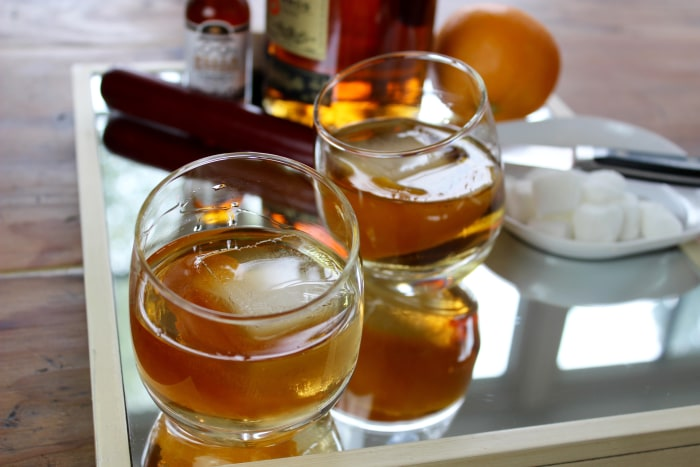 Rum Old-Fashioned - TODAY.com