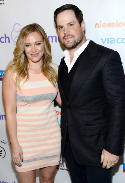 Hilary Duff talks marriage and divorce: \'We separated in a very ...