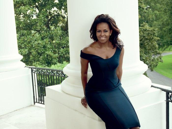 Image result for michelle obama vogue magazine