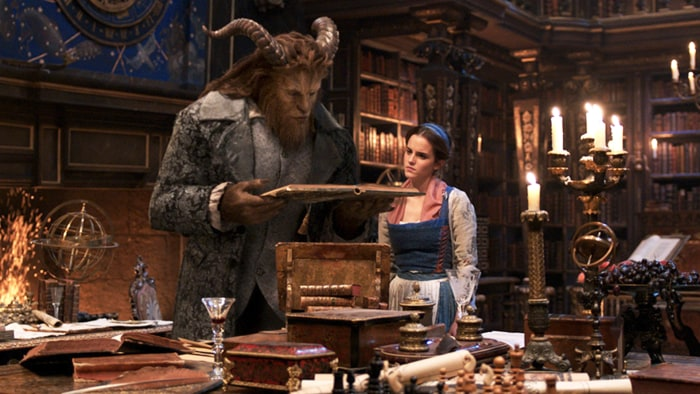 beauty and the beast first full length trailer brings magic to