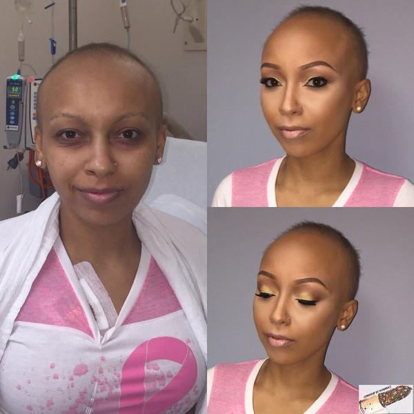 Makeup Artist Norman Freeman Dolls Up Cancer Patients Free