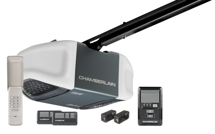 Chamberlain Whisper Drive Garage Door Opener Black Friday