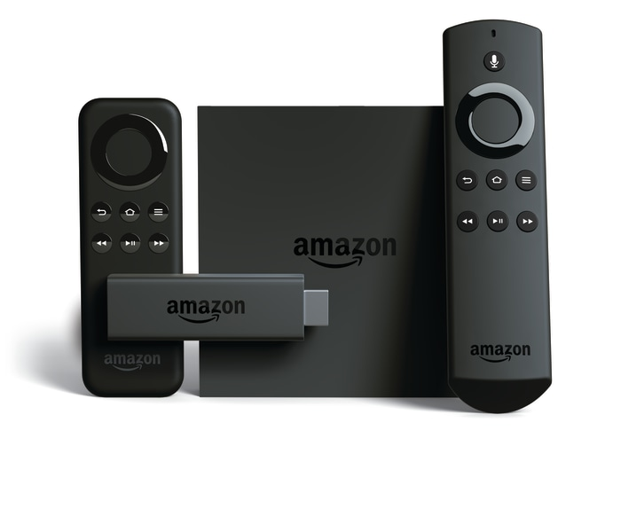 Fire TV and Fire TV Stick Black Friday