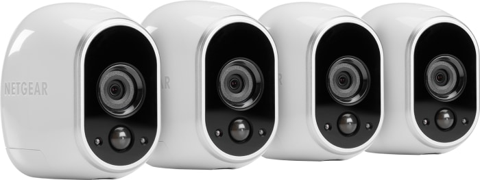 Arlo Wire-Free HD Security 4-camera kit Black Friday