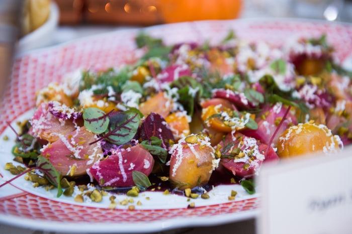 Geoffrey Zakarian's Heirloom Beet Salad on Today Show, November 23, 2016