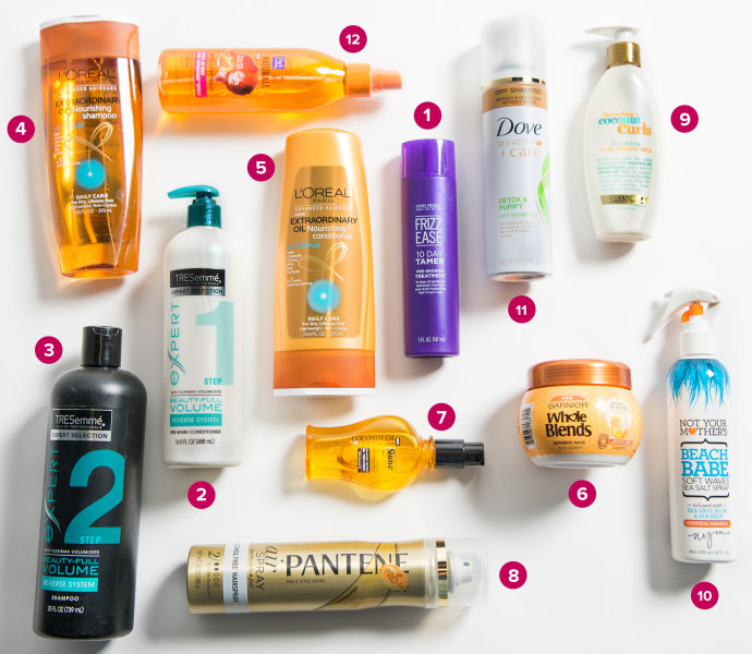 Best drugstore hair products from the People and TODAY Beauty Awards 2016