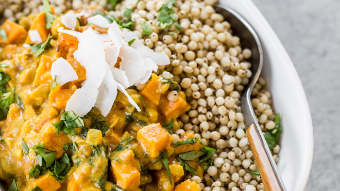 Vegan Chickpea Curry recipe