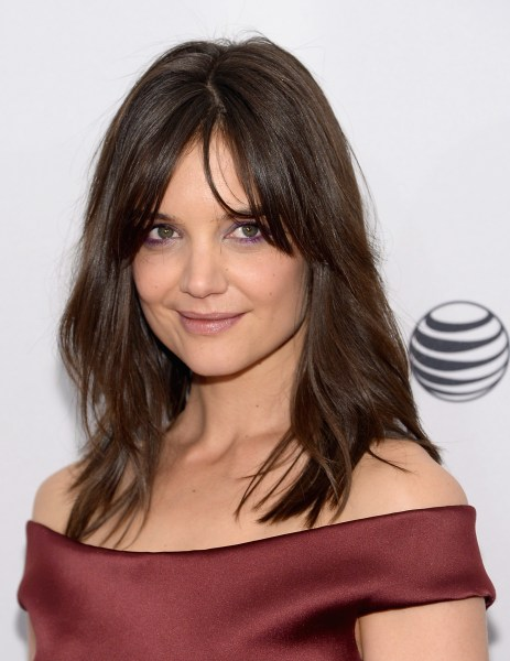 Katie Holmes says no 'Dawson's Creek' reunion in the works