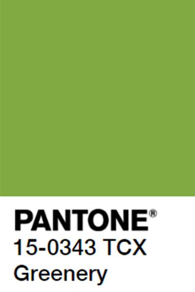 Resultado de imagen para greenery pantone 2017