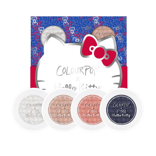 ColourPop Hello Kitty Makeup Today Show