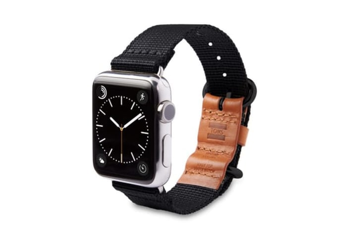 TOMS Apple Watch Bands Today Show