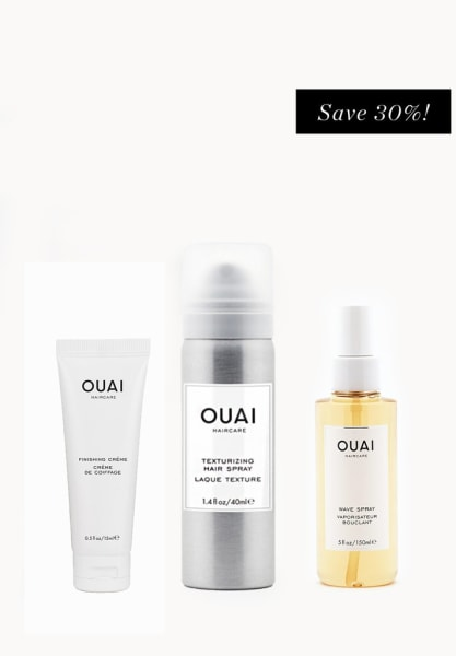 Ouai Mini Style Kit Today Show
