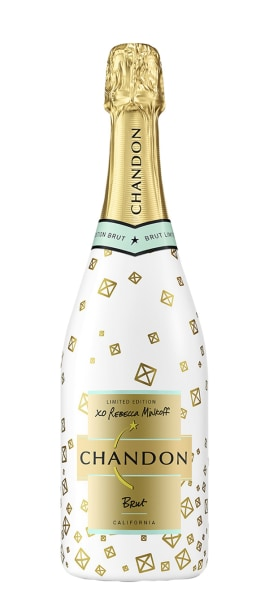 Chandon Rebecca Minkoff Limited Edition Holiday Bottles Today Show
