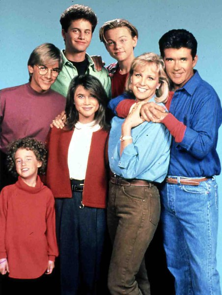 Kirk Cameron Growing Pains Girlfriend Alan Thicke's 'Growing...
