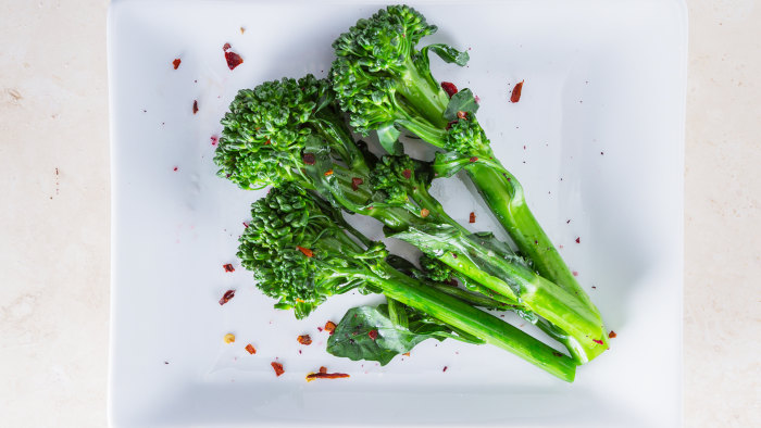 ina garten's roasted broccolini - today