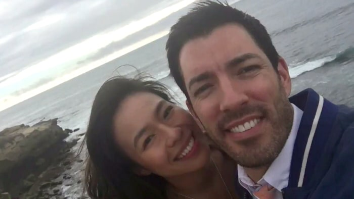 Property Brother Drew Scott Spills Engagement Details On