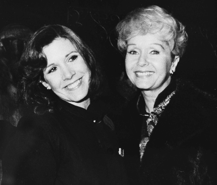 Carrie Fisher and mother Debbie Reynolds set to have joint funeral service