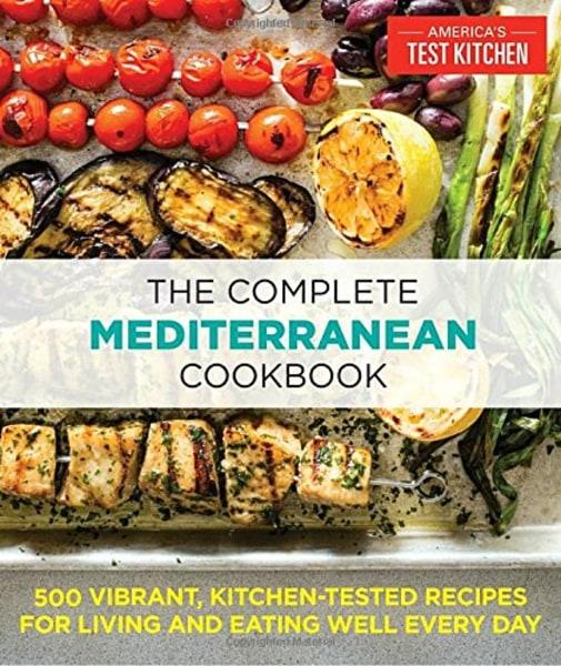 America S Test Kitchen Mediterranean Cookbook Recipes
