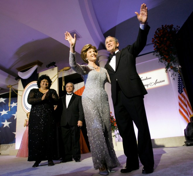 Inauguration Day 2017 First Lady Inaugural Gowns From The