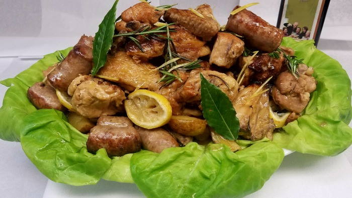 Chicken Scarpariello With Sausage And Potatoes Today