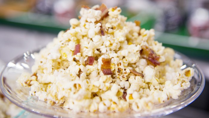 Maple-Bacon Popcorn by Jocelyn Delk Adams