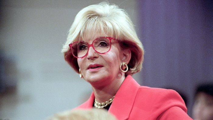 Talk Show Legend Sally Jessy Raphael Reveals The Story