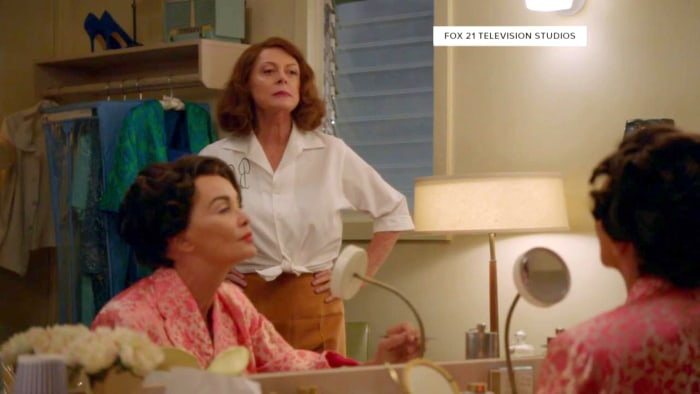 'Feud: Bette and Joan' trailer revels in old Hollywood drama