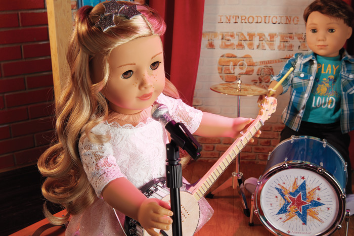 American Girl to release its first boy doll