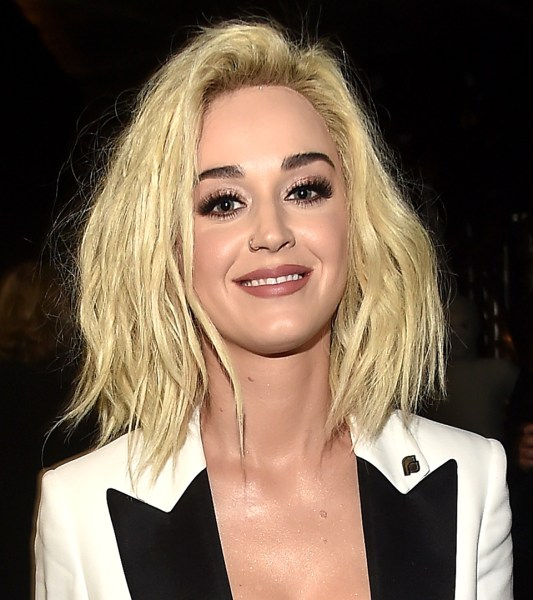 allison williams katy perry go blond how to get the look