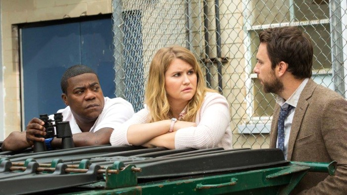 #SceneGem: Tracy Morgan Talks 'Fist Fight'