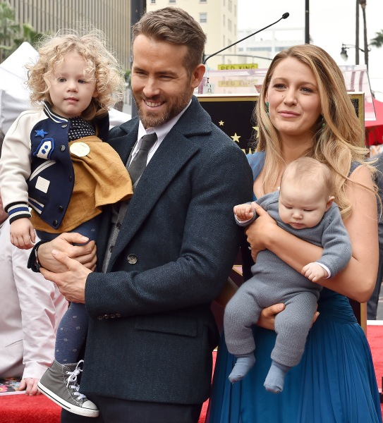 Blake Lively gives beauty advice to her two young ... Blake Lively Daughter