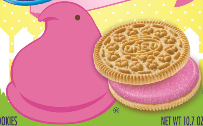 Peeps Oreos are coming to save you from the winter blues  TODAYcom