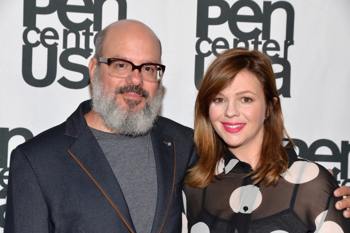 Amber Tamblyn, David Cross Announce Birth of Their First Child