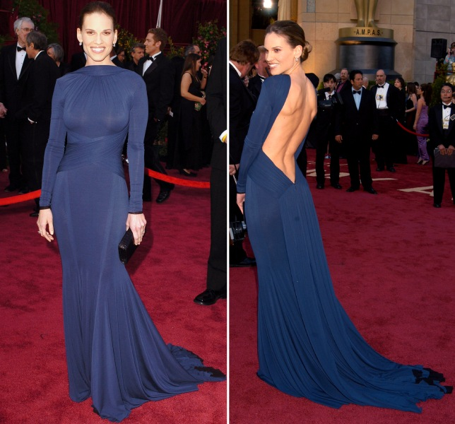 Oscars style 20 best dresses at the academy awards - Red carpet oscar dresses ...