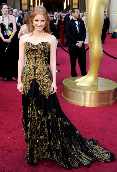 Oscars style: 20 best dresses at the Academy Awards ...