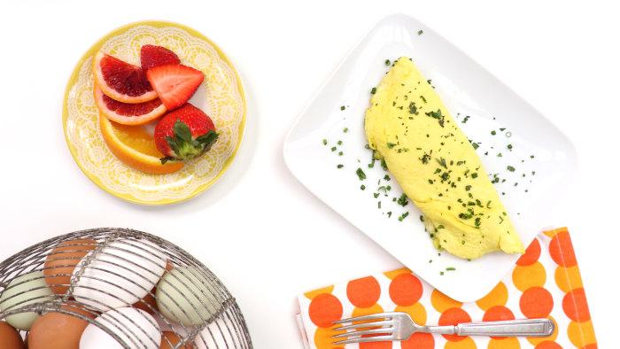 The Proper Omelet